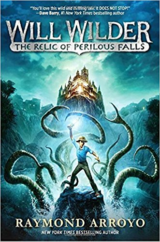 Will Wilder and the Relic of Perilous Falls