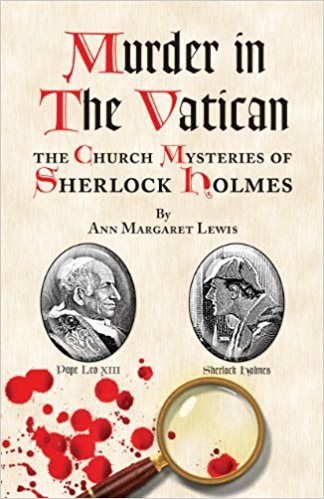Murder in the Vatican by Ann Margaret Lewis