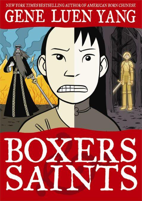 Boxers and Saints by Gene Luen Yang