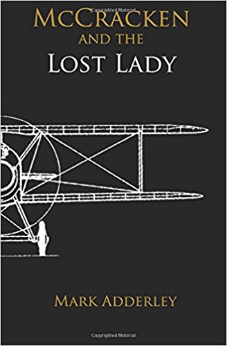 McCracken and the Lost Lady by Mark Adderley
