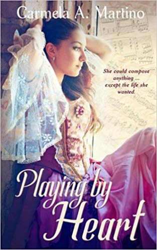 Playing by Heart by Carmela Martino
