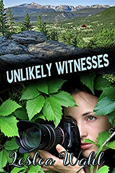 Unlikely Witnesses by Leslea Wahl