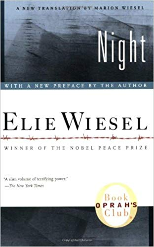Night by Ellie Wiesel