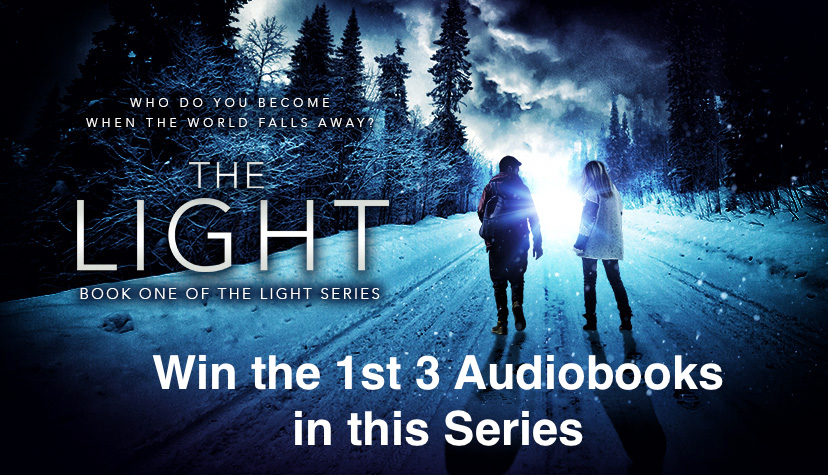 YA Trilogy Audiobook Giveaway