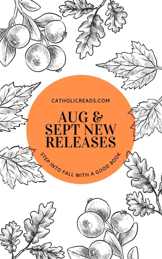 August & September New Book Releases