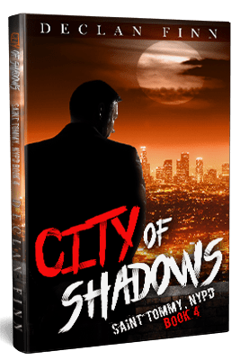 City of Shadows by Declan Finn