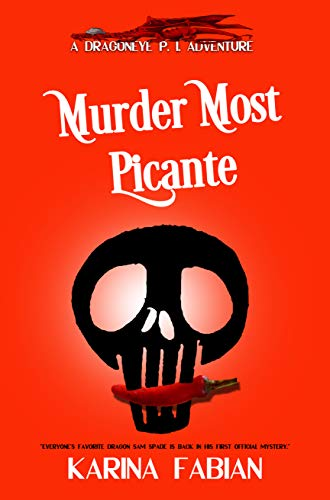 Murder Most Picante by Karina Fabian