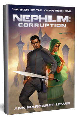 Nephilim Corruption by Ann Margaret Lewis