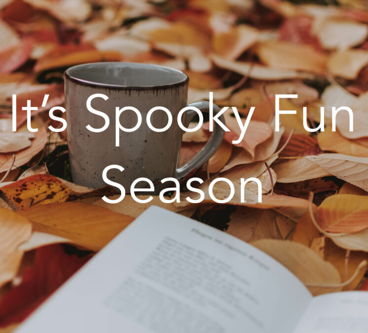 Spooky Catholic Reads